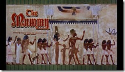 The Mummy Title