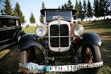 """Klubo """"Klasika"""" narių technika - Erskine Model 50 Touring, 1927 m."""