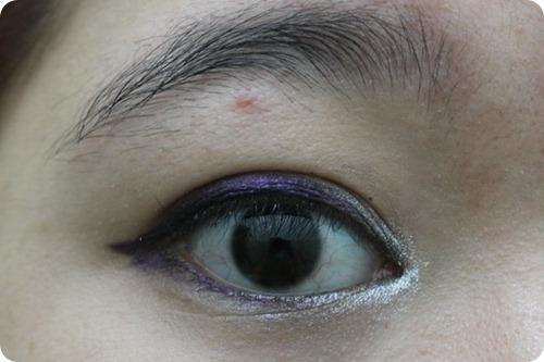 Clio Purple Silver
