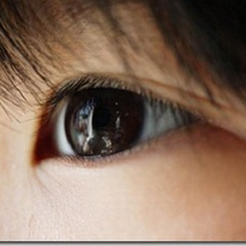 لماذا عيون الصينيين واليابانيين صغيرة ؟