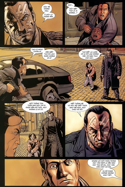 The Punisher: Trên là Dưới & Trắng là Đen chap 6 - Trang 18