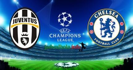 Juventus vs Chelsea Liga Champions