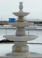 Playa Vista 3-Tier Fountain, D84