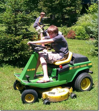 Mower Team