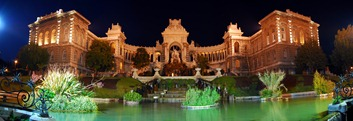 Marseille_Palais_Longchamp_At_Night_JD_22052007