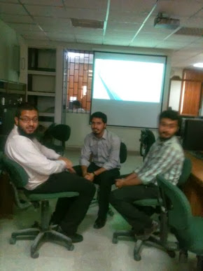 Mohammad, Shozaib and Ahmed nasir