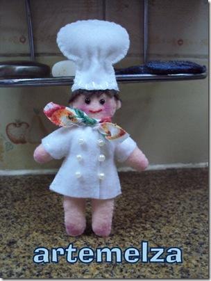 artemelza - chef de cozinha