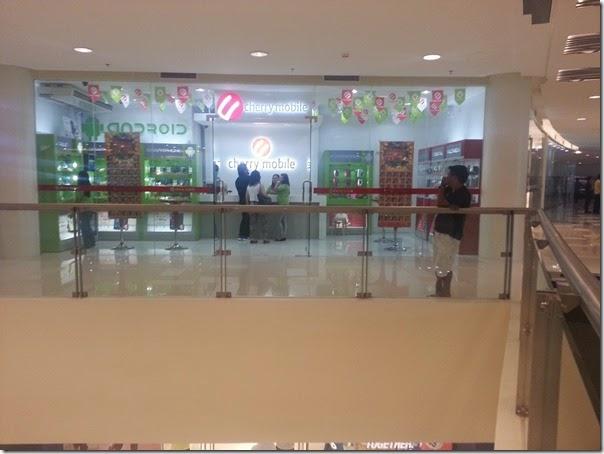 Cherry Mobile Ayala Cebu