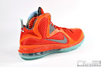 lebron9 allstar galaxy 03 web white Nike LeBron 9 All Star aka Galaxy Unreleased Sample