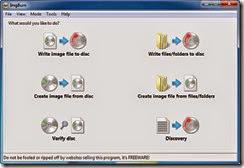 برنامج حرق وعمل الأسطوانات المجانى ImgBurn - سكرين شوت 4 - Copy