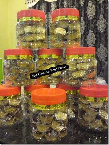 choc cluster