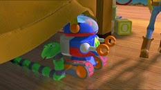 02 Serpent et Robot