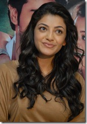 Hot Kajal Latest Stills at Nayak Press Meet
