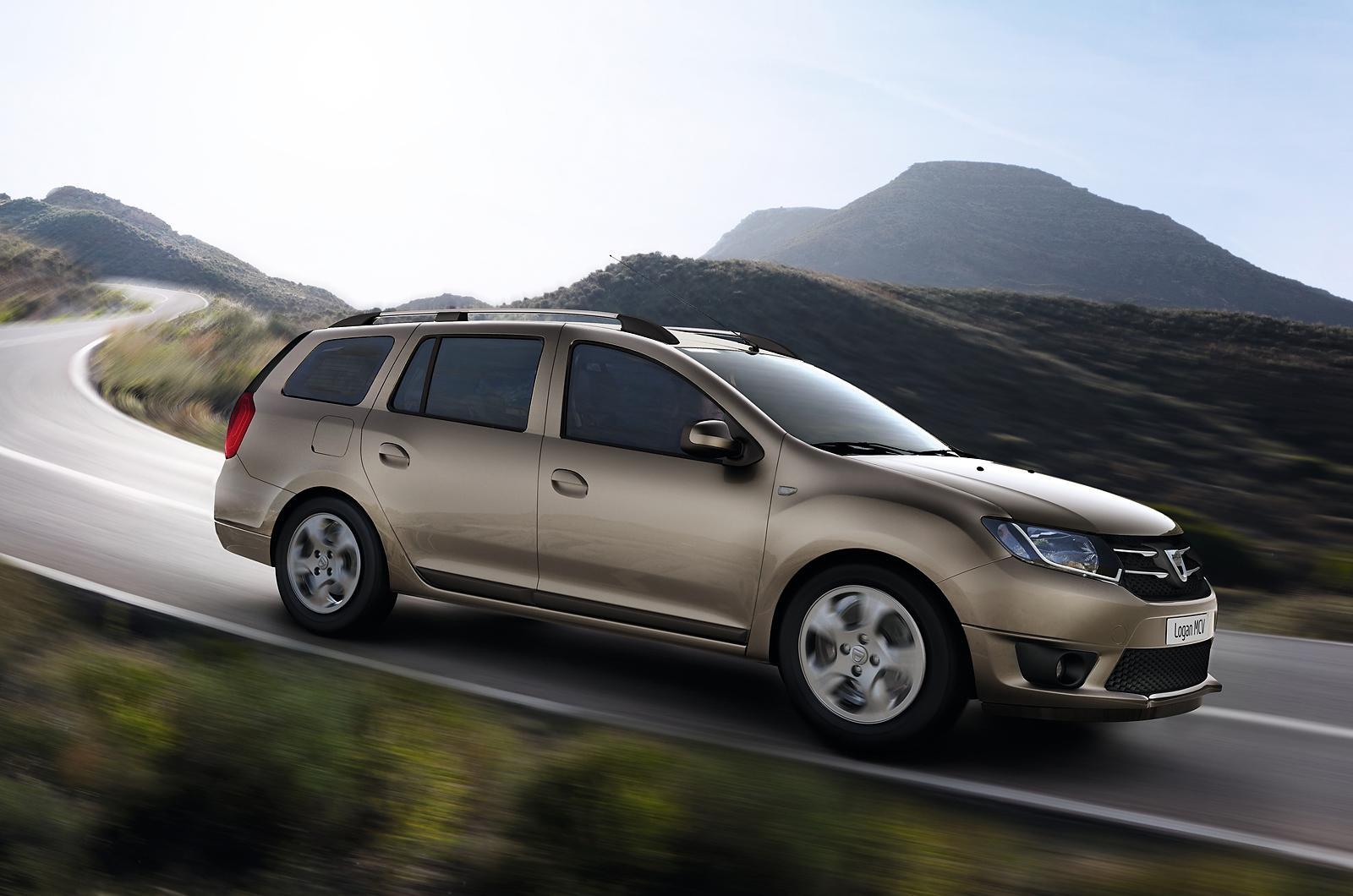2014 Dacia Logan MCV İngiltere'de 19.175 TL'den Başlayan