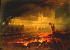 Pandemonium de John Milton (musée du Louvre).