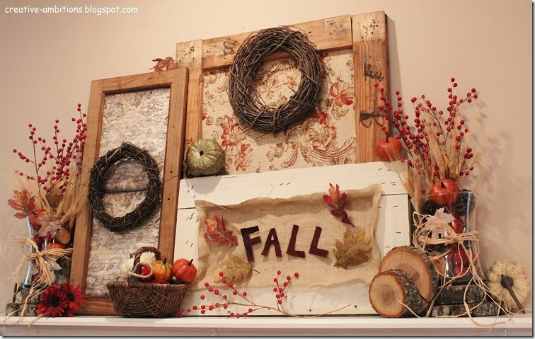 Fall Mantel 2013(b)