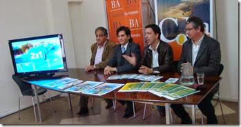 Fuerte promoción de turismo en la región