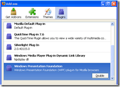 Windows Presentation Foundation-plugin