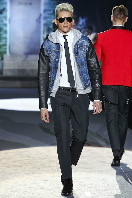 Milan Fashion Week Primavera 2012 - Dsquared² (2)