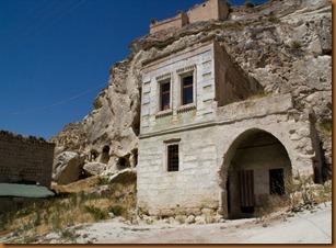 Cappadocia, Greek house