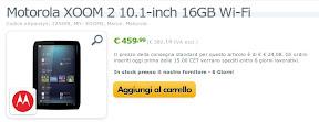 Motorola Xoom 10.1