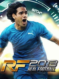 Descargar Real Football 2013 para celulares