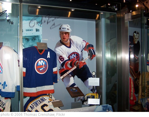 'Pat LaFontaine exhibit' photo (c) 2006, Thomas Crenshaw - license: http://creativecommons.org/licenses/by-sa/2.0/