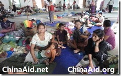 Yun-nan and Mian-dian Refuge relief by House Church-2