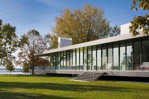 Casa Tred rio Avon Robert Gurney Arquitecto