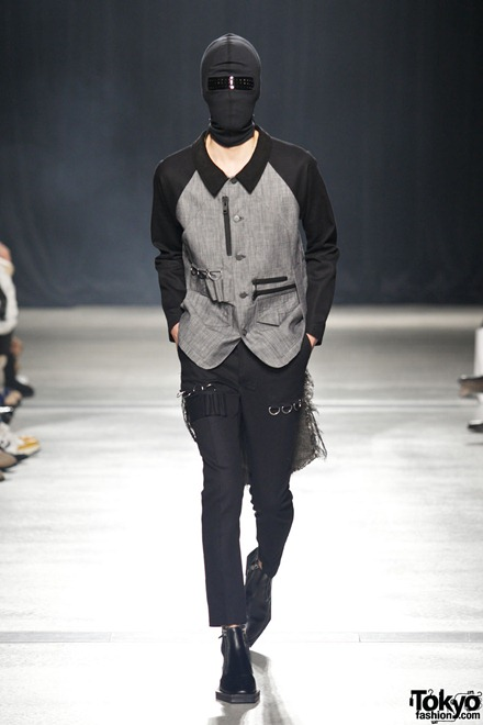 Banal Chic Bizarre 2012 Spring-Summer Menswear