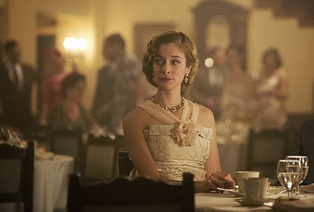 Caitlin Fitzgerald as Libby Masters in Masters of Sex (season 1, episode 5) - Photo: Michael Desmond/SHOWTIME - Photo ID: MastersofSex_105_1957
