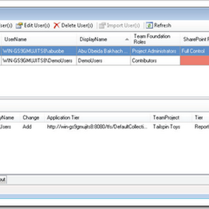 TFS Administration Tool 2.3 (aka 2013 Version) Now Available