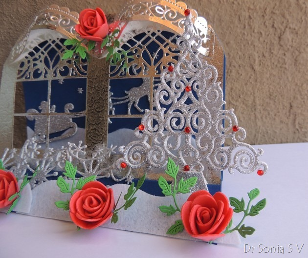 3 D Pop Up Card 4