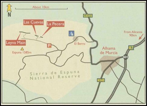 Leiva - Situacion y Sectores