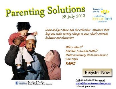 Parenting Solution2