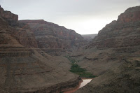 Inside the canyon