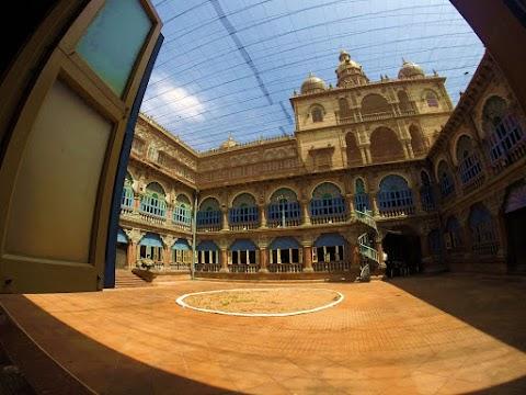 zápasnícka aréna, Mysorský palác