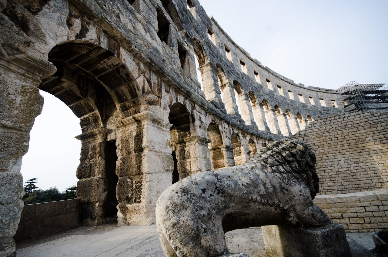 Ampitheatre Pula