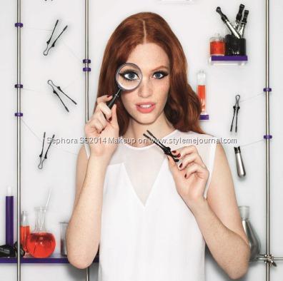 girls lab mascara