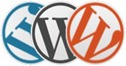 WordPress-logos
