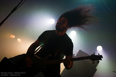 Rotting Christ au Hellfest 2013