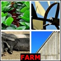 FARM- Whats The Word Answers
