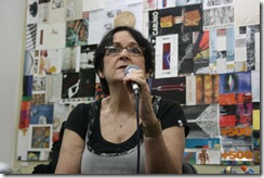 Icléa Eccard 3 (Artista Plátisca) Foto - Erika Bragança