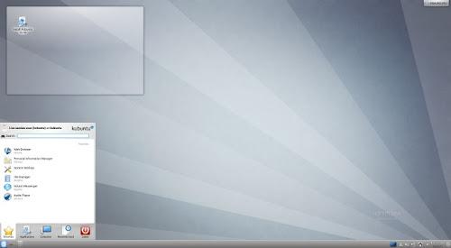 Kubuntu 12.10 Quantal