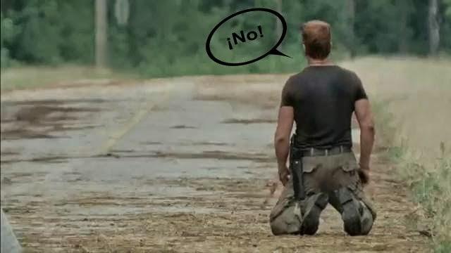 The Walking Dead (Crítica 5x07) ¡La mesa está servida!-2