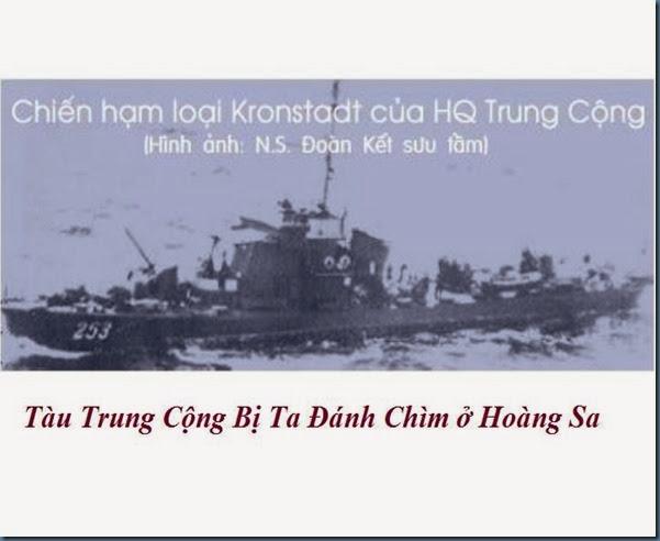 CHIEN HAM tq BI DANH CHIN