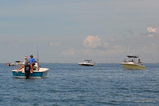 More fisherman