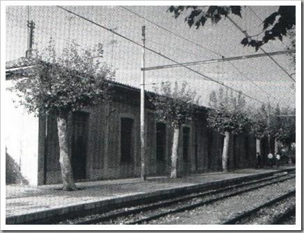 ESTACION DE MARCHALENES