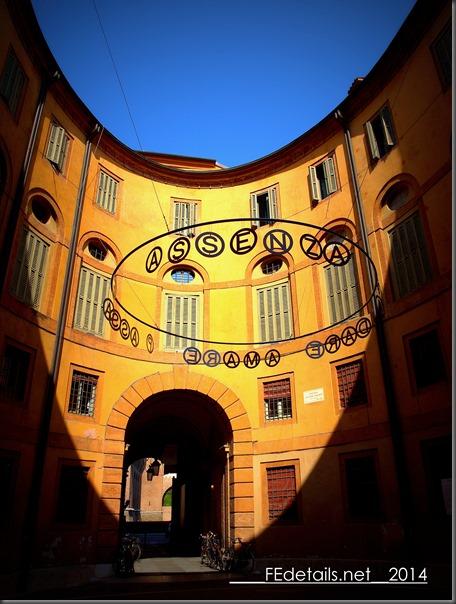 Rotonda Antono Foschini, Ferrara, Italy
