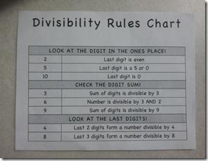 math worksheet : divisibility patterns  free patterns : Divisibility Rules Worksheet Printable